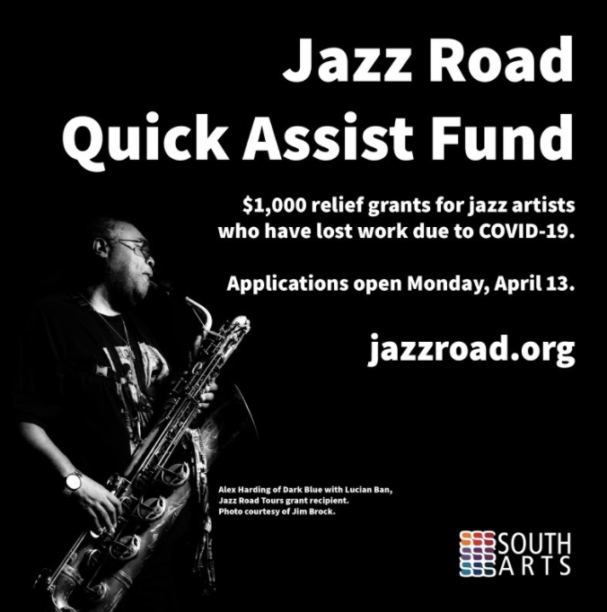Jazz Road Quick Assist Fund featured image