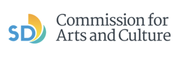 SD Commission for Arts and Culture Logo